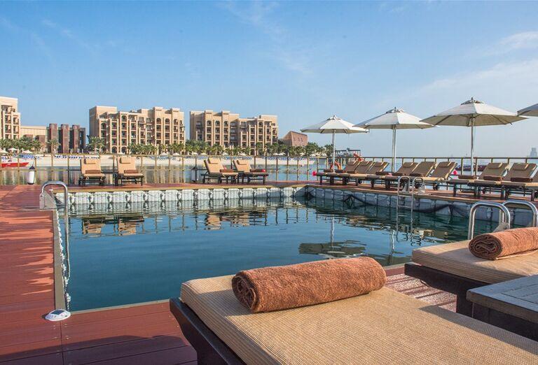 Doubletree by Hilton Resort & Spa Marjan Island-