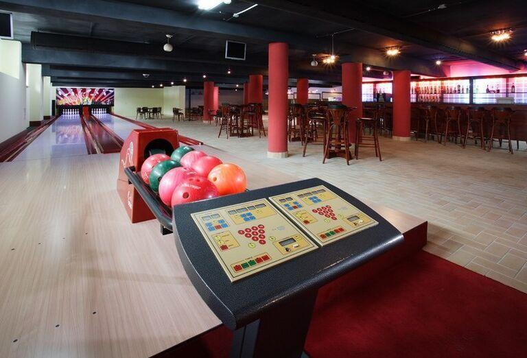 Bowling, Wellness Hotel Patince