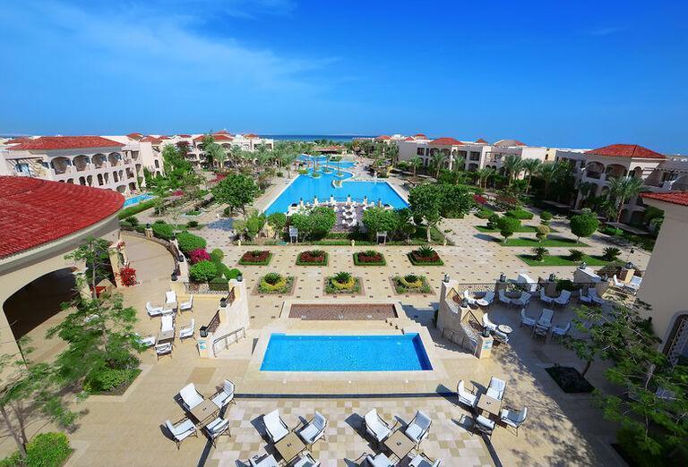 Hotel Jaz Aquamarine Resort ***** A