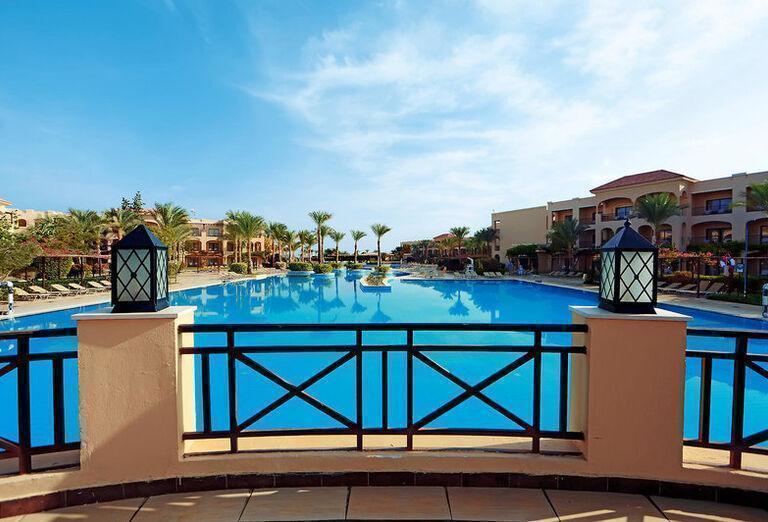 Hotel Jaz Aquamarine Resort ***** P