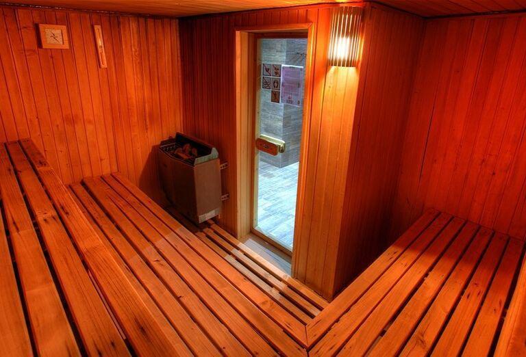 Sauna, Hotel Pieris, Podbanské