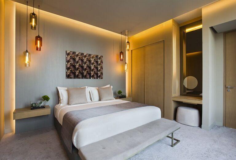 Komfortná izba v hoteli Rixos Premium Dubai