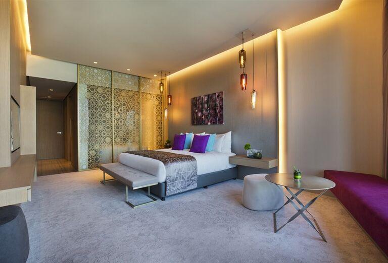 Dvojlôžková izba v hoteli Rixos Premium Dubai