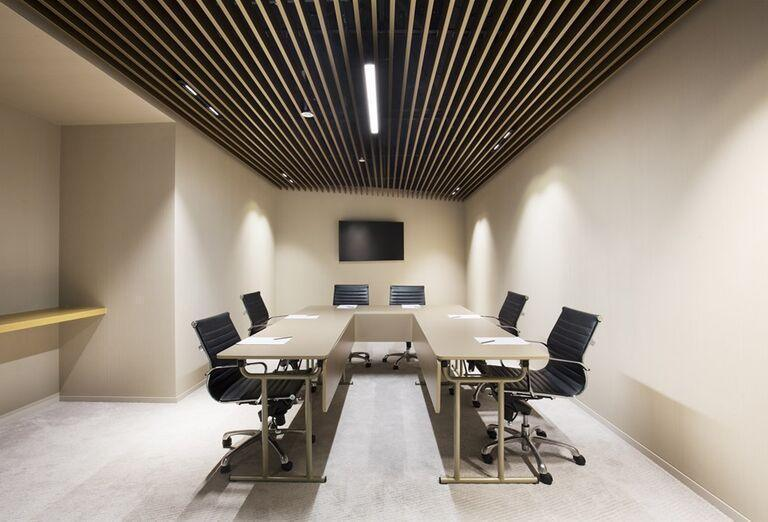 Zasadacia miestnosť v hoteli Rixos Premium Dubai