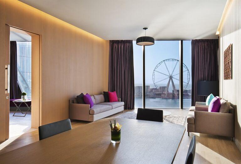 Priestranná izba v hoteli Rixos Premium Dubai