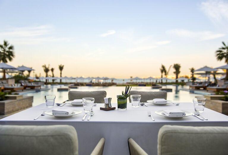 Stolovanie v hoteli Rixos Premium Dubai