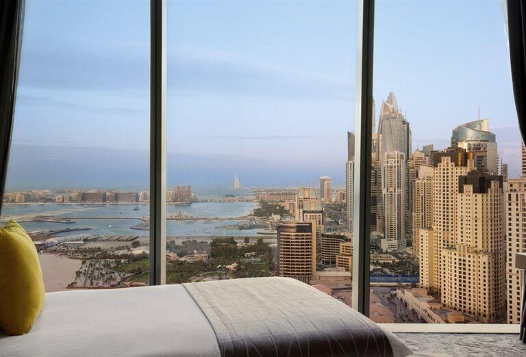 Izba hotela Rixos Premium Dubai