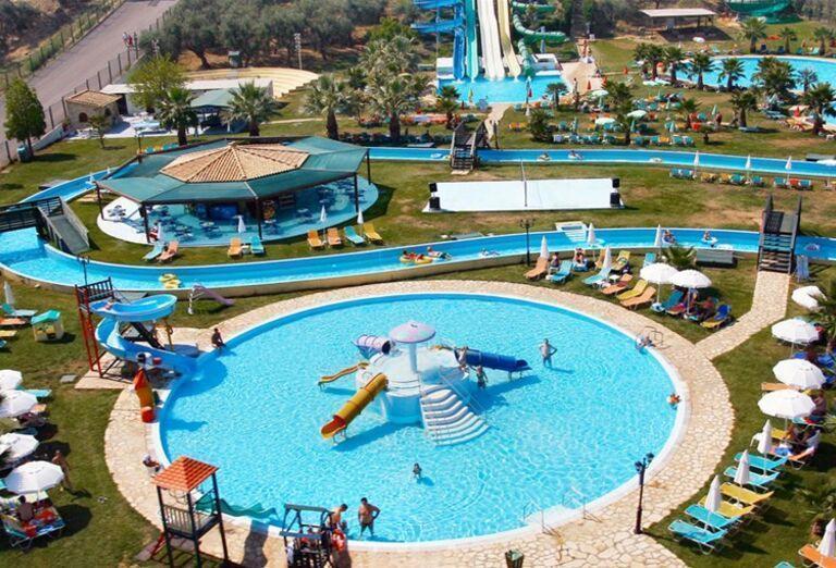 Vodný svet v hoteli Gelina Village & Aquapark