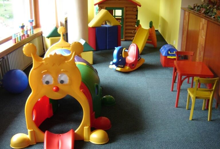 Detský kútik v hoteli Sorea SNP