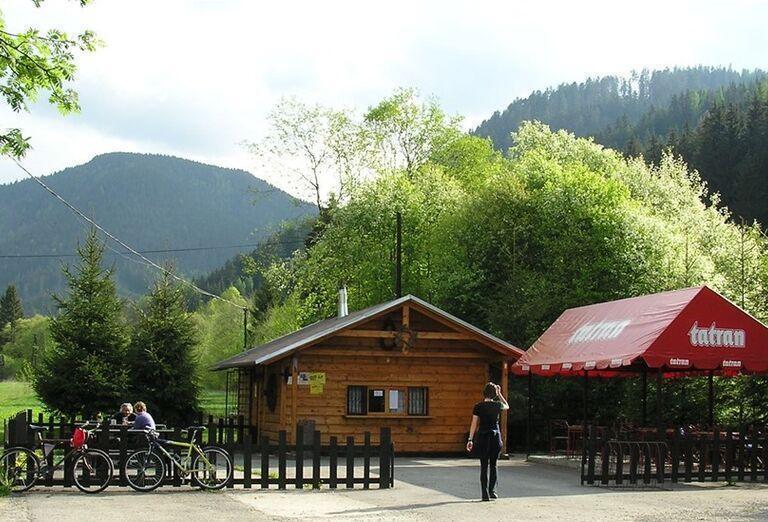 Miesto pre odpočinok po náročnej turistike
