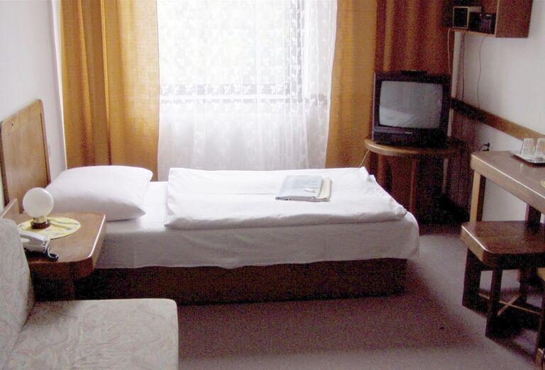 Izba v hoteli Sorea Ďumbier