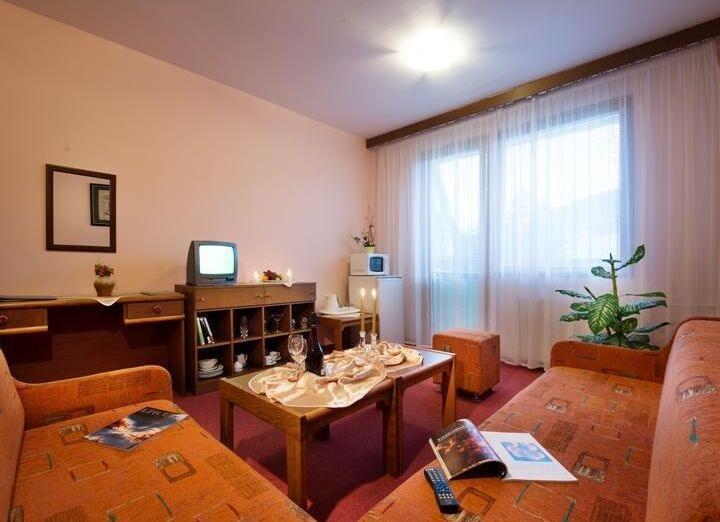 Ubytovanie v hoteli Sorea Ľubovňa