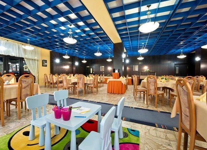Reštaurácia v hoteli Sorea Ľubovňa