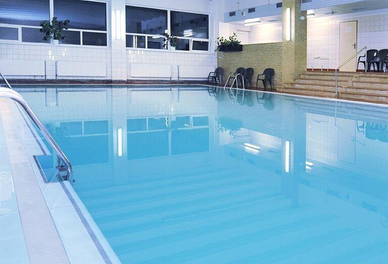 Bazén v hoteli Sorea Ľubovňa