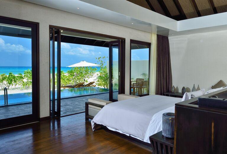 Ubytovanie Hotel Atmosphere Kanifushi Maldives *****