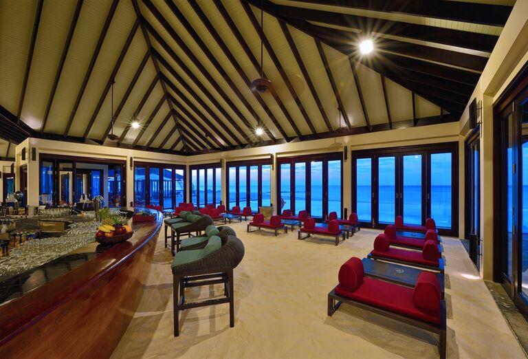 Ostatné Hotel Atmosphere Kanifushi Maldives *****