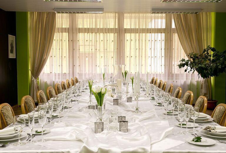Stolovanie v reštaurácii hotela Sorea Ľubovňa