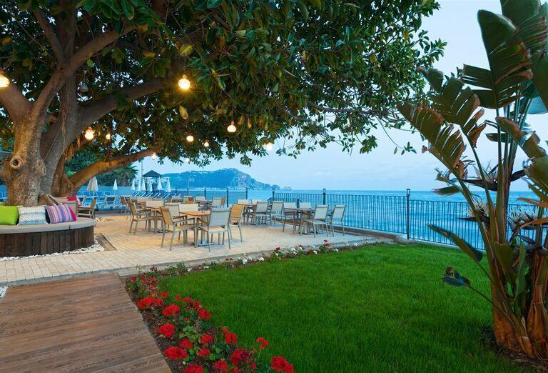 Areál hotela Floria Beach
