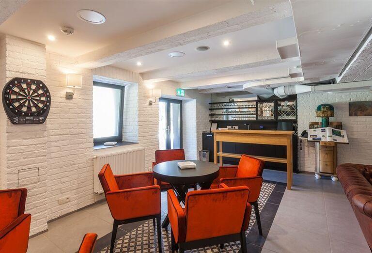 Bar s herňou v hoteli Pod Lipou Resort