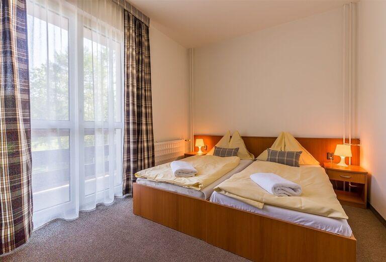Izba hotela Pod Lipou Resort