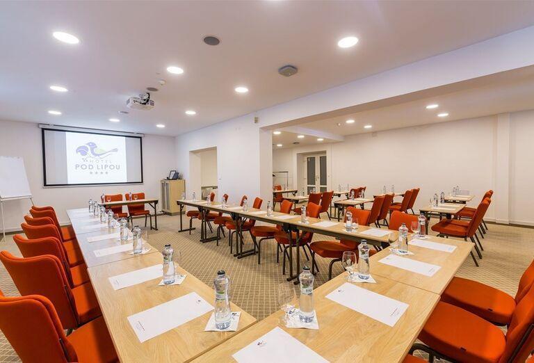 Konferečná miestnosť v hoteli Pod Lipou Resort