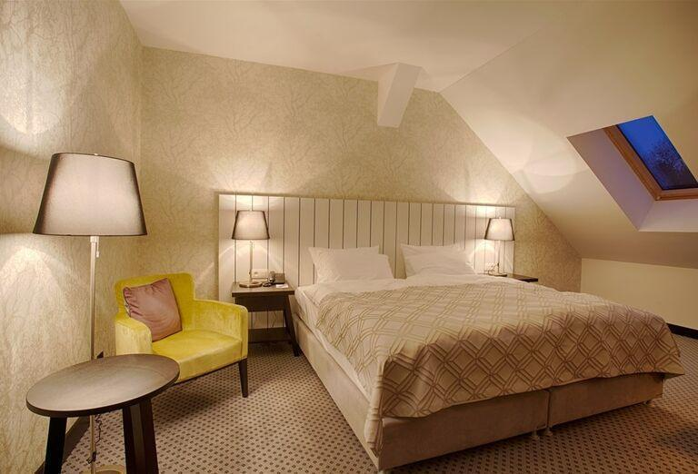 Komfortná izba v hoteli Pod Lipou Resort