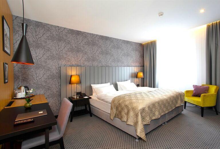 Komfortné ubytovanie v hoteli Pod Lipou Resort