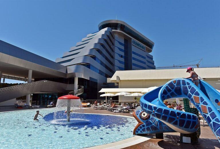 Detský bazén v hoteli Olympia Sky