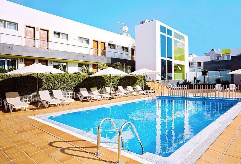 The Corralejo Beach - Areál hotela