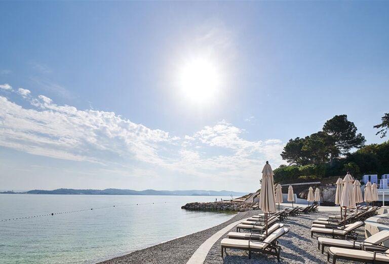 Pláž Kempinski Hotel Adriatic *****