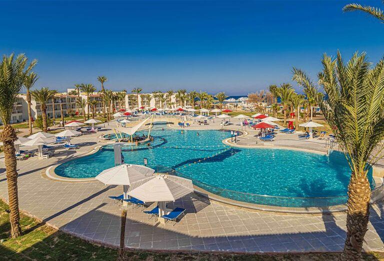 Vodný svet Hotel Amarina Abu Soma Resort & Aquapark *****