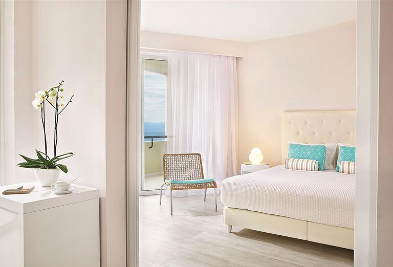 Ubytovanie v hoteli Pella Beach Grecotel Premium Resort