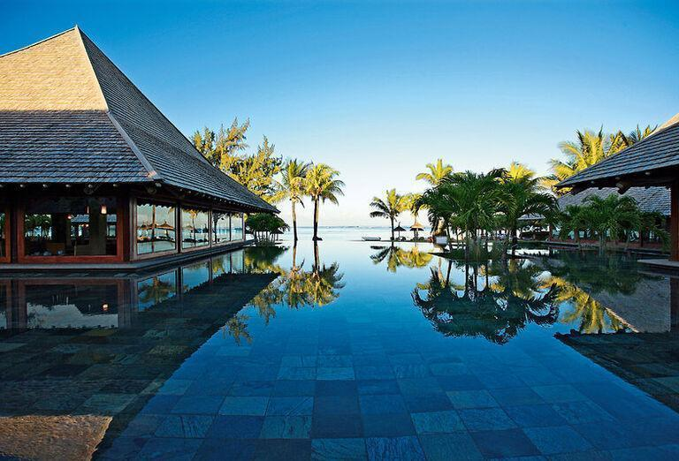Heritage Awali Golf & Spa Resort Mauritius Areál