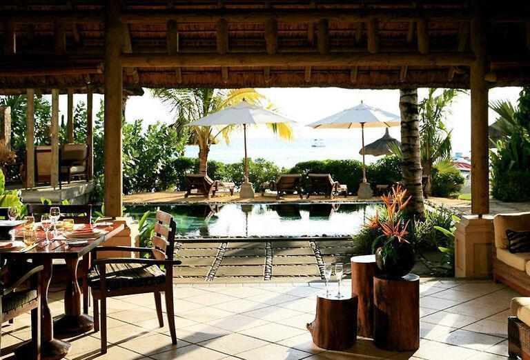 Heritage Awali Golf & Spa Resort Mauritius posedenie