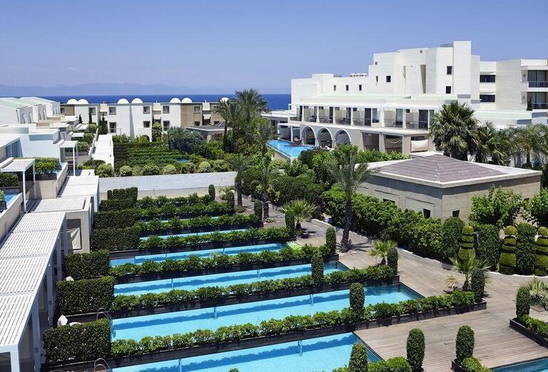 Ubytovanie s vlastným bazénom v hoteli Sentido Ixian All Suites