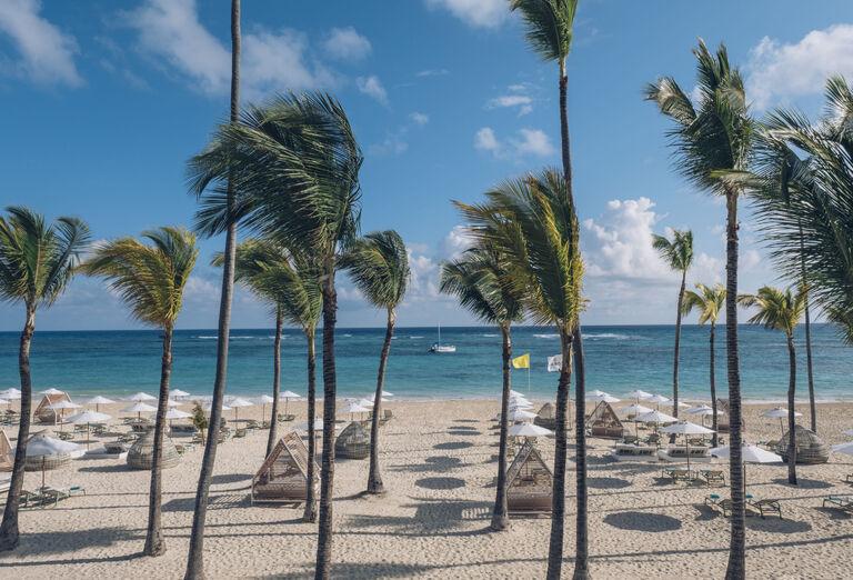 Pláž Hotel Coral Level at Iberostar Selection Bavaro *****