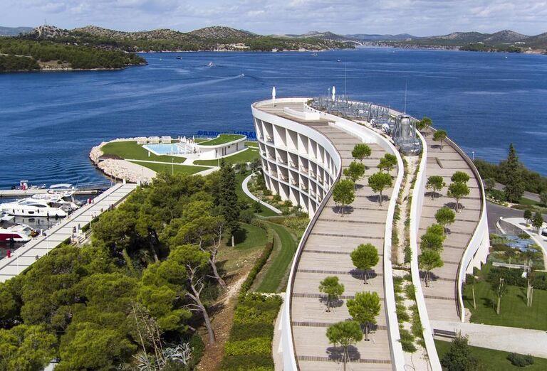Hotel D-Resort Šibenik ****