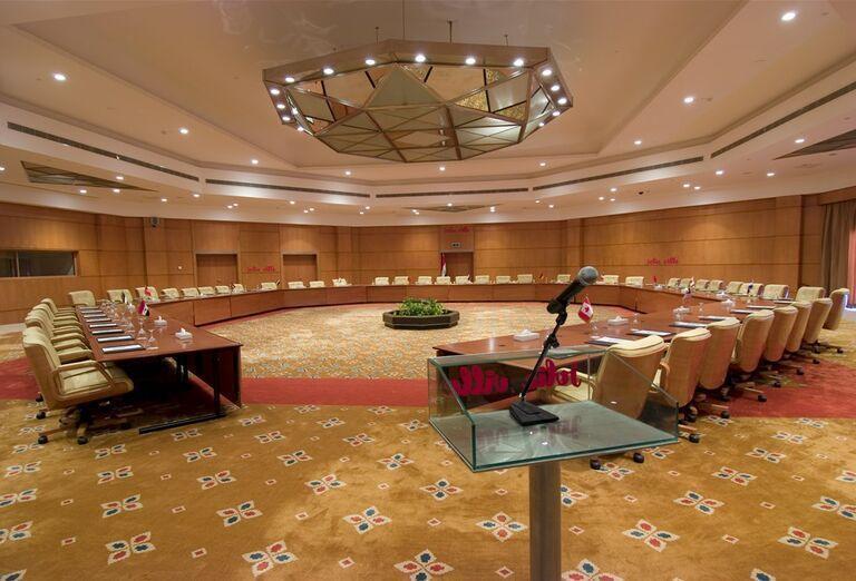 Konferenčná miestnosť v hoteli Maritim Jolie Ville Resort & Casino