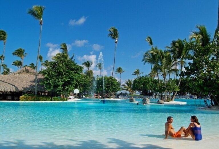 Bazén hotela Iberostar Bávaro Suites