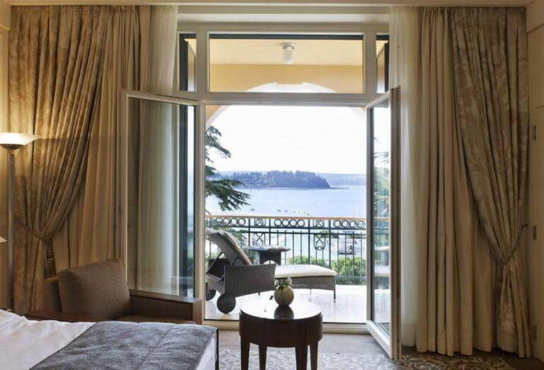 Ubytovanie Hotel Kempinski Palace Portorož *****