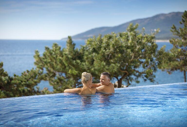 Vodný svet Hotel Girandella Valamar Collection Rezort - Adults *****