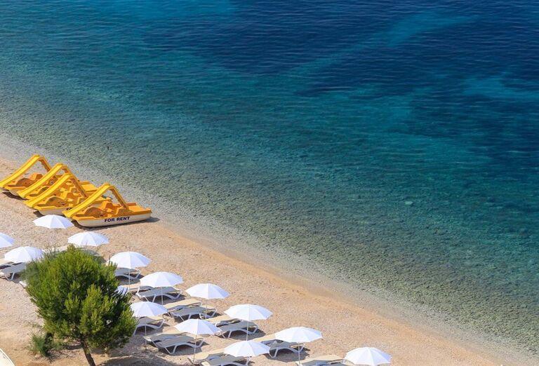 Pláž Hotel TUI BLUE Adriatic Beach ****