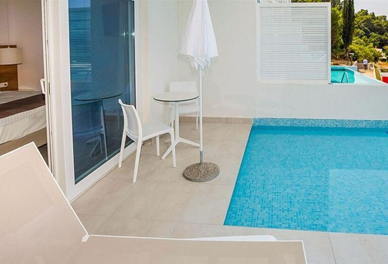 Ubytovanie Hotel TUI BLUE Adriatic Beach ****