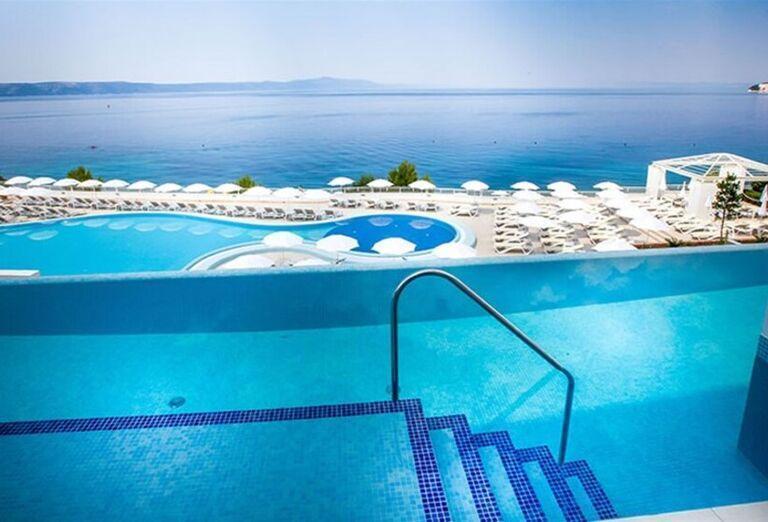 Vodný svet Hotel TUI BLUE Adriatic Beach ****