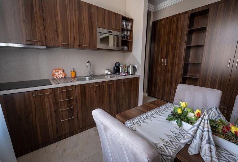 Ubytovanie Apartmánový Dom Villa Meribel ****