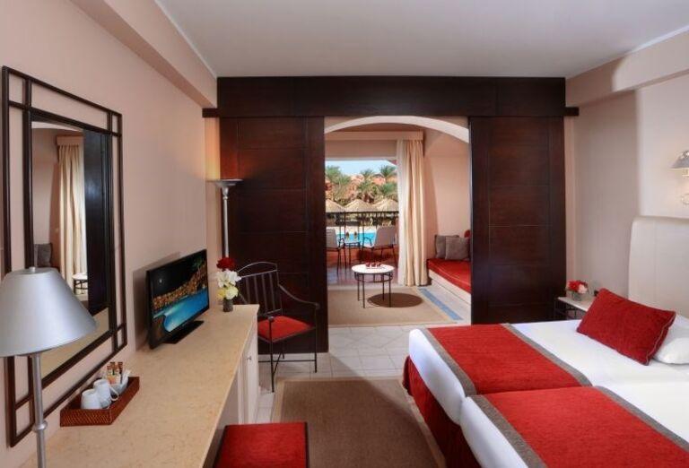 Family izba v hoteli Jaz Makadi Oasis Resort