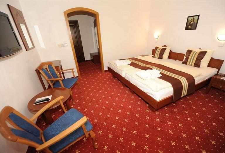 Ubytovanie v hoteli Aphrodite
