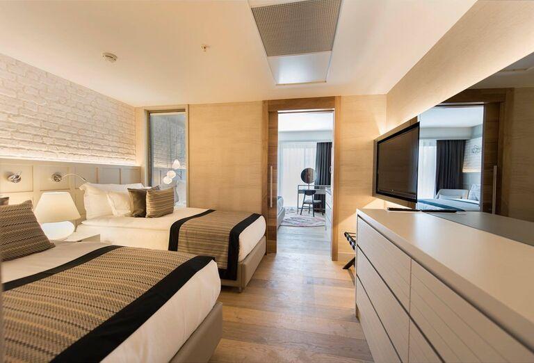 Priestranná izba v hoteli Barut Acanthus & Cennet
