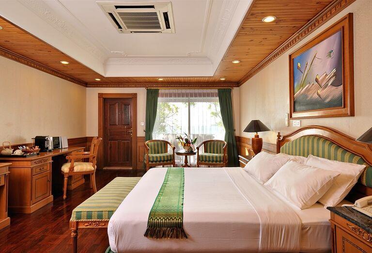 Izba v hoteli Sun Island Resort & Spa