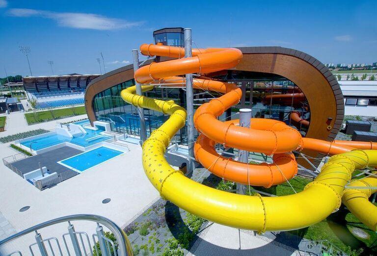 Vodný svet Hotel Rezort X-Bionic Sphere *****